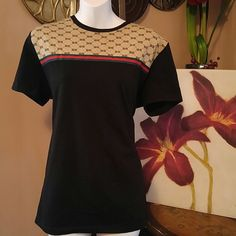 Authentic Gucci Tee/Top!! Authentic Gucci Tee/Top!!  Great gift! NWOT Firm Gucci Tops Tees - Short Sleeve