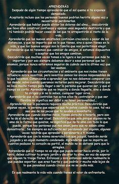 "Revolución Interna: Fragmentos ""Aprenderás"" de William Shakespeare Poema William Shakespeare, Shakespeare Frases, Always Love You, Just Me, True Quotes, Words Quotes, August Strindberg, Spanish Quotes, Worlds Of Fun"