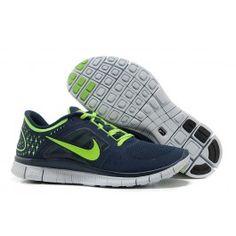 Wholesale Nike Free Run+ 3 Mørkblå Grøn Herre Skobutik | Brand nye Nike Free Run+ 3 Skobutik | Billigt Nike Free Skobutik | denmarksko.com