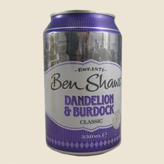 Ben Shaw Dandelion & Burdock