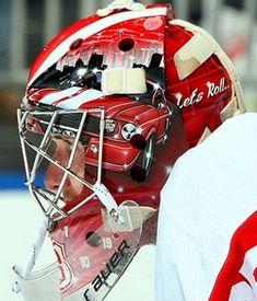 Jimmy Howard: Detroit Red Wings