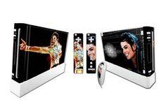 Michael Jackson Vinyl Skin Sticker for Nintendo Wii Michael Jackson Merchandise, Michael Jackson Funny, Cry Anime, Anime Art, Michael Jackson Wallpaper, Girls Anime, Jackson Family, Beautiful Person, Kingdom Hearts