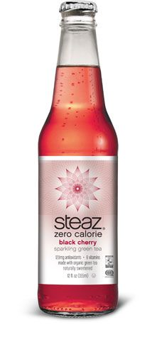 Steaz Sparkling Green Tea, and other more healthy soda choices. Soda Alternatives, Healthy Alternatives, Healthy Options, Yummy Drinks, Healthy Drinks, Healthy Treats, Calories In Blueberries, Healthy Soda, Best Soda