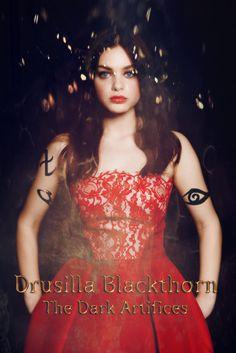 Drusilla Blackthorn by Aleksartss