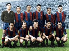 Barcelona Football Club, temporada 1951/52