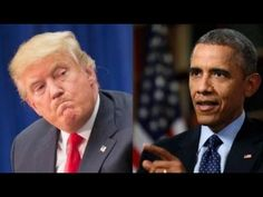 OBAMA SABOTAGE:  Trump Intel Leaks from Last-Minute Obama Move before leaving. - YouTube