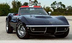 1968 Chevy Corvette Stingray