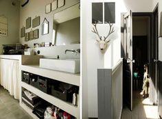 Maison au design sobre et minimaliste
