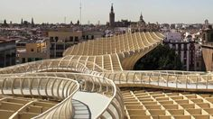 Inhabitat talks with Architect Juergen Mayer H. about the Metropol Parasol