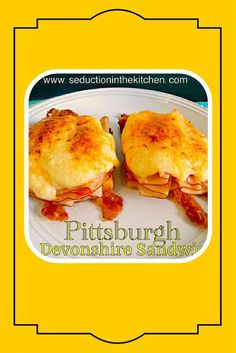 Awesome Pittsburgh Devonshire Sandwich | Seduction In The KItchen