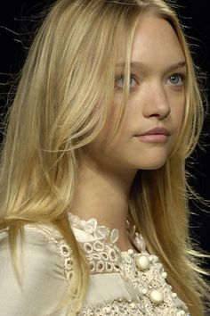 Gemma Ward in Chloe S/S 2007... favorite model, favorite fashion house, and a fashion moment favorite #ILOVECHLOE