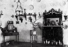 Coworking Space, Antara, Java, Vintage Furniture, Philippines, Mirrors, Dutch, Indie, Model