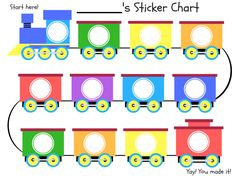 7 best sticker chart printable images kids discipline sons chairs rh pinterest com
