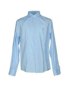 CLASS ROBERTO CAVALLI Men's Shirt Pastel blue 36 suit