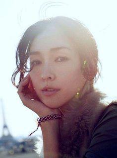 Aso Kumiko (麻生久美子) 1978-, Japanese Actress