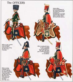 The French Imperial Guard 1804 15 (2)69