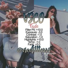 camera settings,photo editing,camera effects,photo filters,camera display Photography Filters, Vsco Photography, Photography Editing, Vsco Pictures, Editing Pictures, Vsco Hacks, Best Vsco Filters, Photos Tumblr, Aesthetic Filter