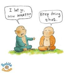 Buddha Doodles: After Letting Go