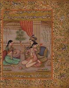 Persian art erotic