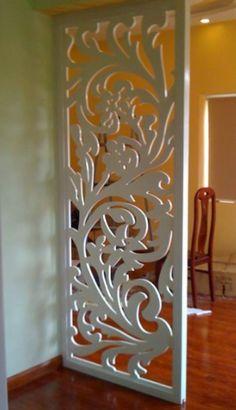 Living Room Partition Design, Pooja Room Door Design, Room Partition Designs, Door Gate Design, Bedroom False Ceiling Design, Wooden Door Design, Home Room Design, Home Decor Furniture, Furniture Design