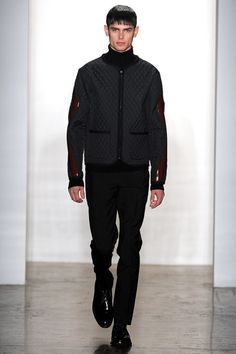 Tim Coppens | Fall 2013 Menswear Collection | Style.com