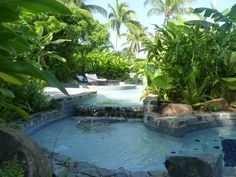 St. Lucia Rendezvous Resort...one of the most beautiful private pool areas ever!!!  With bar service to your spot!!!