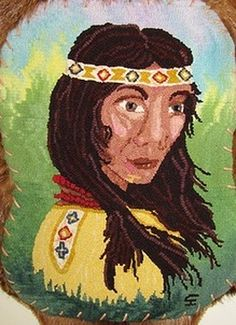 P560: Indian Maiden