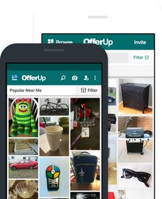 Send app link - OfferUp