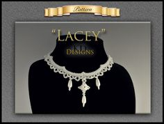 "Tutorial/Pattern for ""Lacey"" by KDDesignsbyKDevine on Etsy"