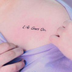 Kpop Tattoos, Army Tattoos, Korean Tattoos, Mini Tattoos, Small Tattoos, Tatoos, Pretty Tattoos, Beautiful Tattoos, Finger Tattoos