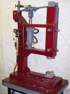8 Homemade Power Hammer For Forging