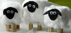 Manualidades_con_ninos_animales_de_granja_con_tubos_de_papel_higienico_oveja