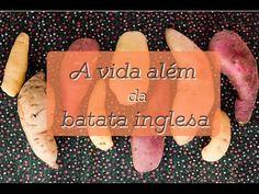 A VIDA ALÉM DA BATATA INGLESA: outras batatas e o que é índice glicêmico - Um papo sobre #01 - YouTube