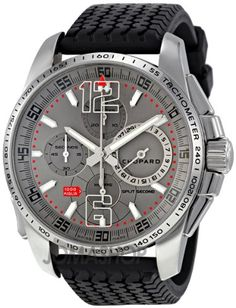 Review Chopard Men's 168513-3001 Mille Miglia Limited Edition Grey Dial