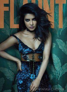 Priyanka Chopra Pictures of Flaunt Magazine