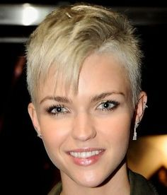short hairstyle 2012