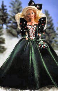 Holiday Barbie 1991