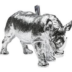 Διακοσμητικός Κουμπαράς Rhino Chrome Lion Sculpture, Chrome, Africa, Statue, Art, Art Background, Kunst, Performing Arts, Sculptures
