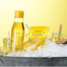 Oriflame Cosmetics, Shower Gel, Body Care, Fruit, Drinks, Bottle, Opportunity, Online Shopping, Business