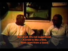 The Lost Satsang Sri Nisargadatta Maharaj Archival Film 1979 - YouTube