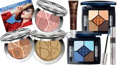 DIOR - TRANSAT Makeup Collection Summer 2014