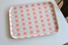 George Nelson Pavement Boltabest Tray by TheWildPlum on Etsy, $400.00