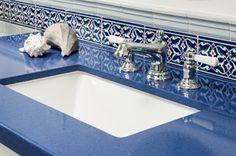 Mediterranean Bath Remodel - Mediterranean - Bathroom - san francisco - by HDR Remodeling