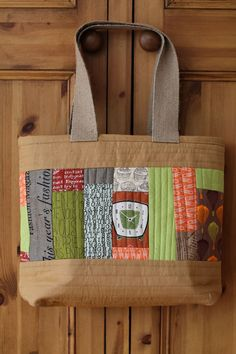 Little Island Quilting: Thoughts on bags