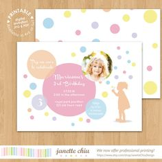Welcome to Janette Chiu Design!! You will receive: • Unlimited revisions until you are completely satisfied with your card. • A 5x7 JPEG file suitable for photo finishing at Walmart, Costco, Walgreens, Snapfish, etc. 5x7 prints will fit in standard greeting card envelopes. If you