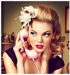 vintage hair #vintage