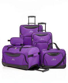 Skyway Freedom 5 Piece Spinner Luggage Set - Luggage Sets - luggage - Macy's