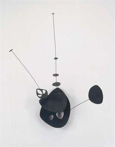 Alexander Calder, Escutcheon