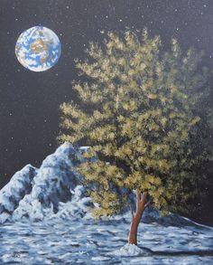 au clair de la Terre - http://www.oho-art.com/oeuvres/au-clair-de-la-terre/
