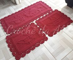 Diy And Crafts, Photo And Video, Knitting, Lace, Instagram Posts, Crochet Carpet, Accent Rugs, Hand Embroidery, Rugs